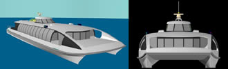 River Runner 150 Mk 4 Concept Design